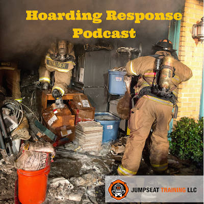 Hoarding Interview with Battalion Chief David Brosnahan